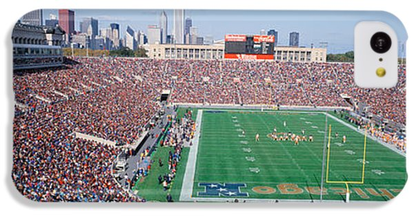 Football, Soldier Field, Chicago IPhone 5c Case