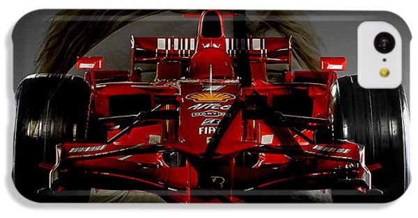 Formula One Horse Power IPhone 5c Case by Marvin Blaine