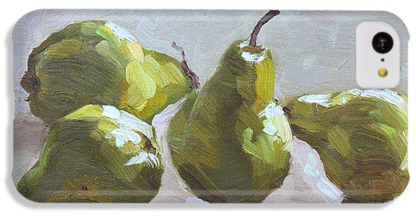 Four Pears IPhone 5c Case