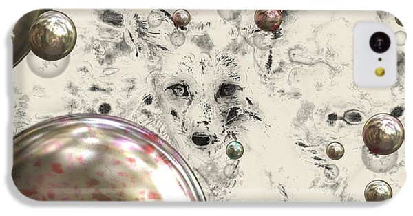 Fox Bubbles  IPhone 5c Case