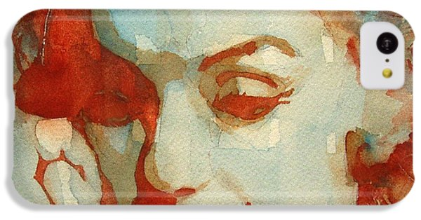 Marilyn Monroe iPhone 5c Case - Fragile by Paul Lovering