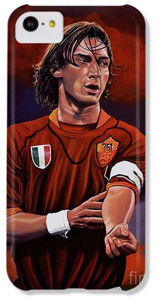 Francesco Totti IPhone 5c Case