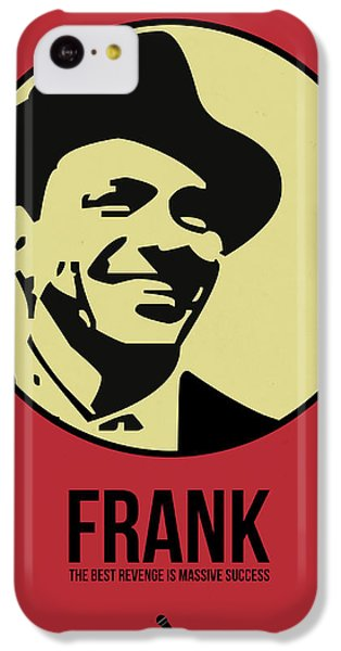 Jazz iPhone 5c Case - Frank Poster 2 by Naxart Studio