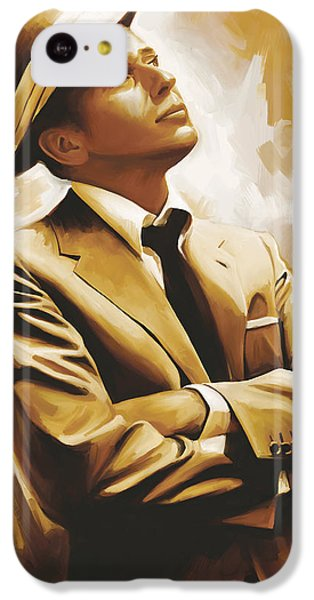 Frank Sinatra Artwork 1 IPhone 5c Case