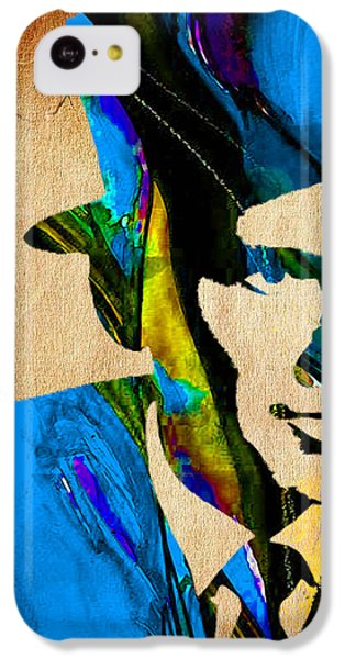 Frank Sinatra My Way IPhone 5c Case by Marvin Blaine