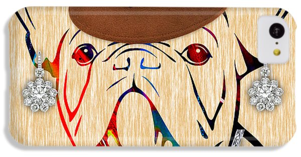 French Bulldog Collection IPhone 5c Case by Marvin Blaine