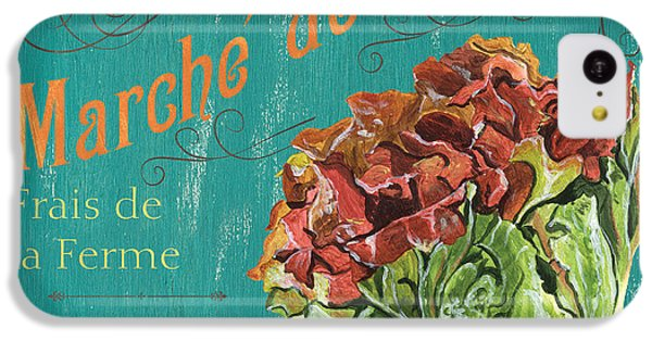 French Market Sign 3 IPhone 5c Case