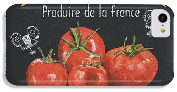 French Vegetables 1 IPhone 5c Case