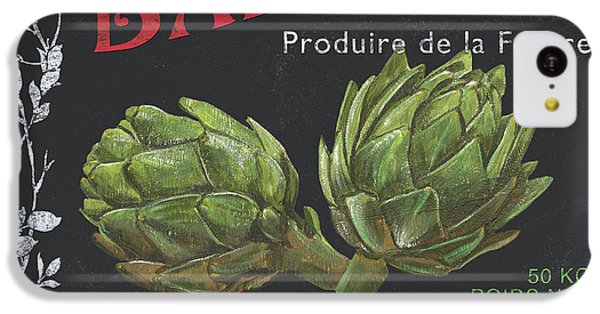 French Veggie Labels 1 IPhone 5c Case