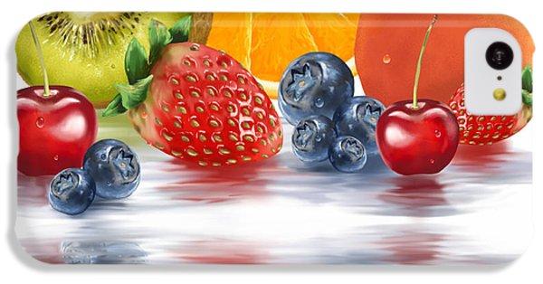 Fresh Fruits IPhone 5c Case
