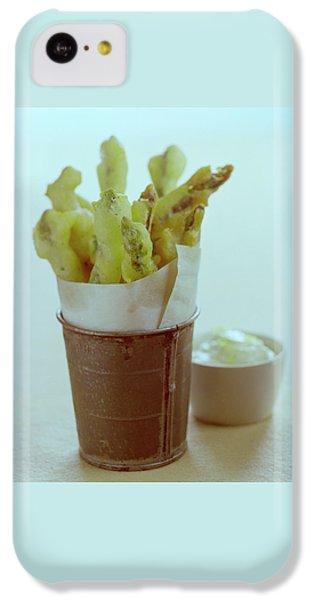 Fried Asparagus IPhone 5c Case