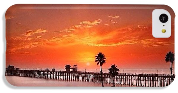 iPhone 5c Case - Friends, One Of My Photos In The by Larry Marshall