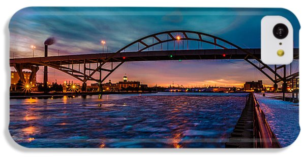 Frozen Hoan Bridge IPhone 5c Case