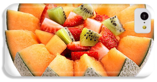 Fruit Salad IPhone 5c Case by Johan Swanepoel
