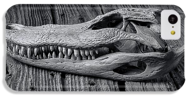 Gator Black And White IPhone 5c Case