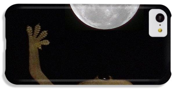 Gecko Moon IPhone 5c Case