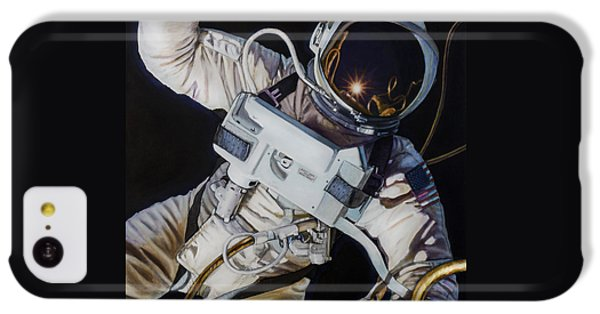 Gemini Iv- Ed White IPhone 5c Case