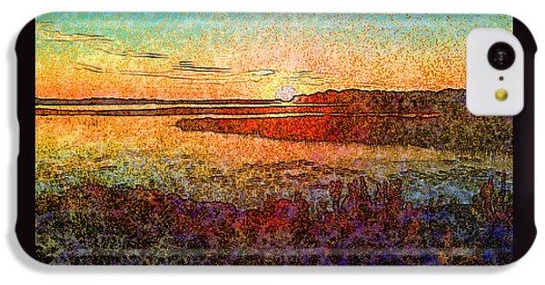Georgian Bay Sunset IPhone 5c Case