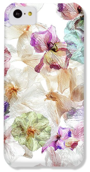 Orchid iPhone 5c Case - Ghost Orchids by Ludmila Shumilova