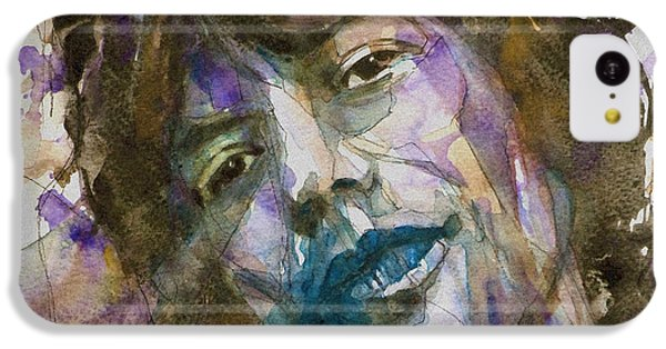 Musicians iPhone 5c Case - Gimmie Shelter by Paul Lovering