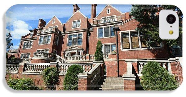 Glensheen Mansion Exterior IPhone 5c Case by Amanda Stadther
