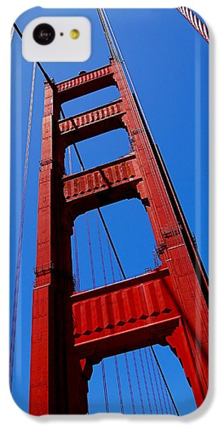 Golden Gate Tower IPhone 5c Case