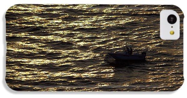 IPhone 5c Case featuring the photograph Golden Ocean by Miroslava Jurcik