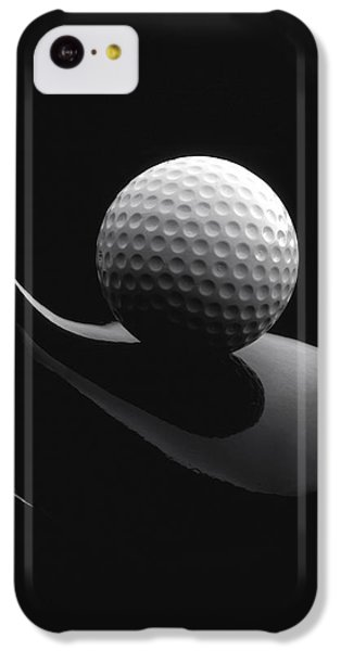 Golf Ball And Club IPhone 5c Case