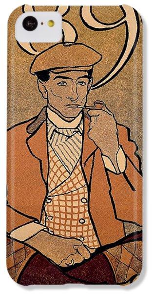 Golf Calendar IPhone 5c Case by Edward Penfield