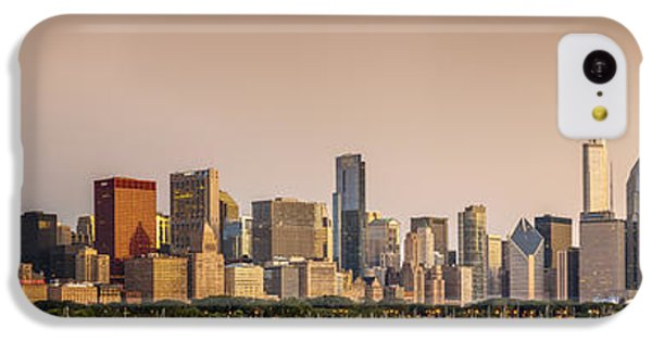 Good Morning Chicago IPhone 5c Case by Sebastian Musial