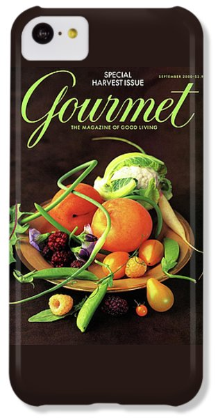 Gourmet Cover Featuring A Variety Of Fruit IPhone 5c Case