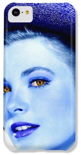 Grace Kelly iPhone 5c Case - Grace Kelly by Art Cinema Gallery
