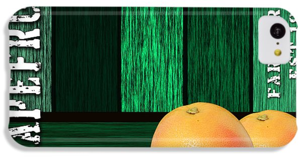 Grapefruit Sign IPhone 5c Case