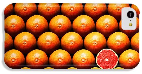 Grapefruit Slice Between Group IPhone 5c Case