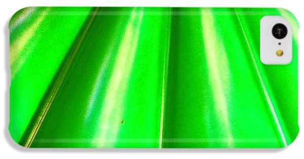Green Abstract IPhone 5c Case