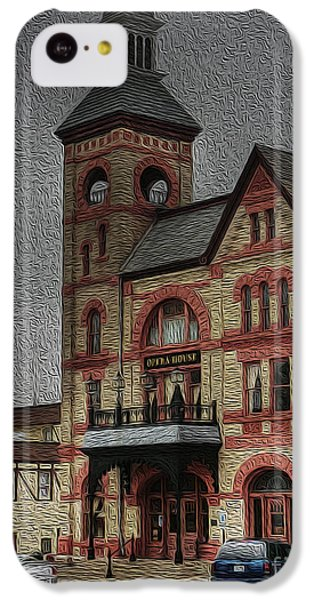 Groundhog Day IPhone 5c Case by David Bearden