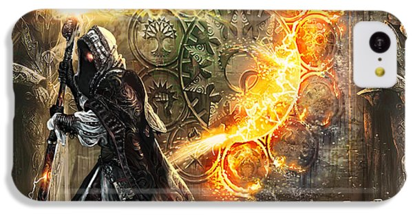 Guildscorn Ward IPhone 5c Case by Ryan Barger