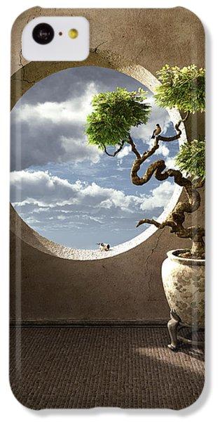 Haiku IPhone 5c Case by Cynthia Decker