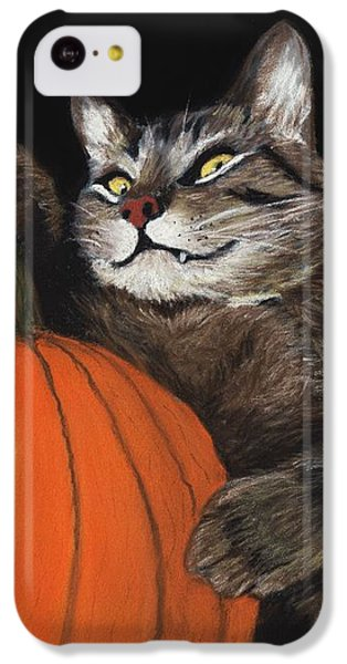 Halloween Cat IPhone 5c Case