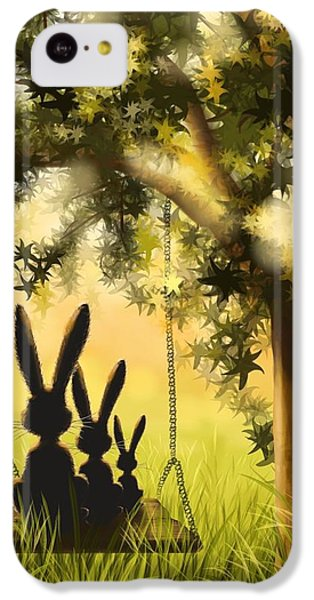 Happily Together IPhone 5c Case by Veronica Minozzi
