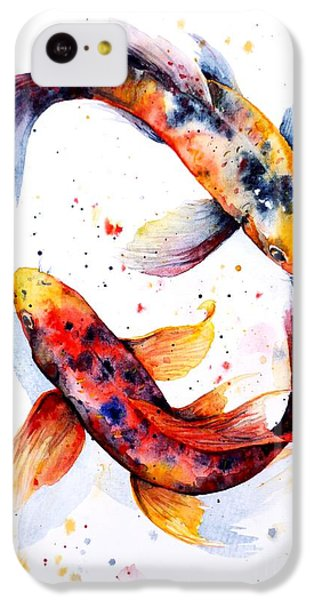Koi iPhone 5c Case - Harmony by Zaira Dzhaubaeva