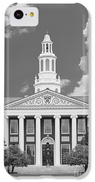 Baker Bloomberg At Harvard University IPhone 5c Case by University Icons