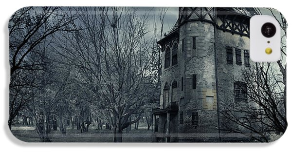 Haunted House IPhone 5c Case by Jelena Jovanovic