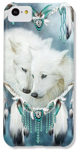 Heart Of A Wolf IPhone 5c Case