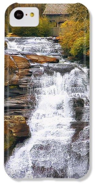 Flow iPhone 5c Case - High Falls by Scott Norris