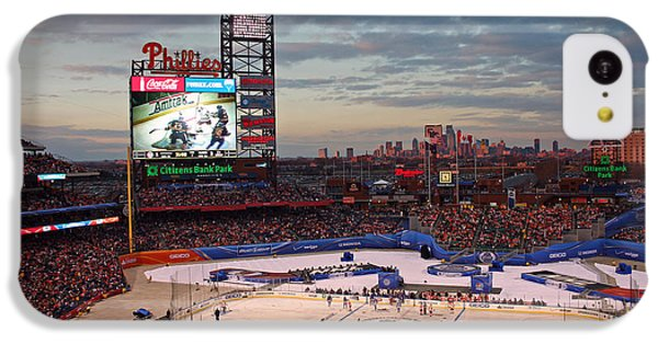 Hockey At The Ballpark IPhone 5c Case