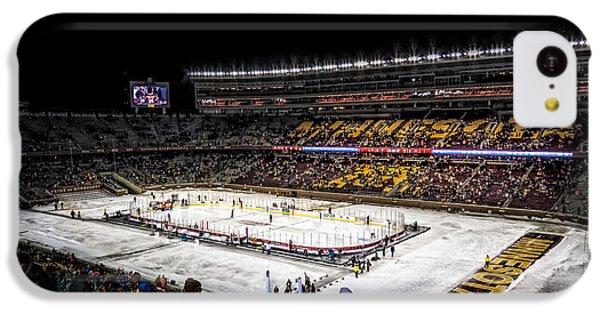 Hockey City Classic IPhone 5c Case by Tom Gort