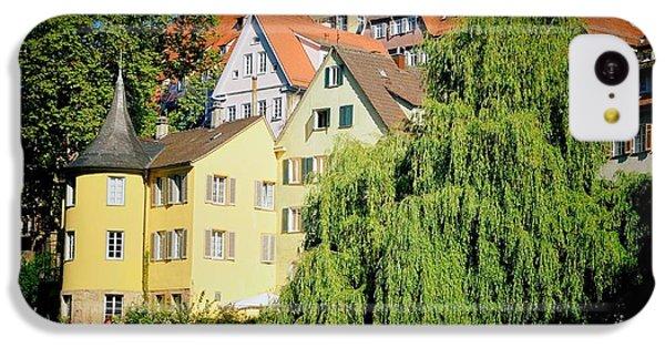 Hoelderlin Tower In Lovely Tuebingen Germany IPhone 5c Case