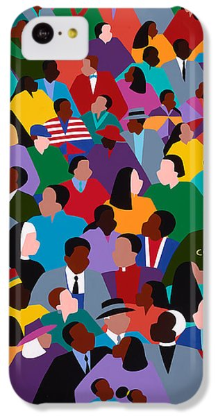 iPhone 5c Case - How Long Not Long by Synthia SAINT JAMES