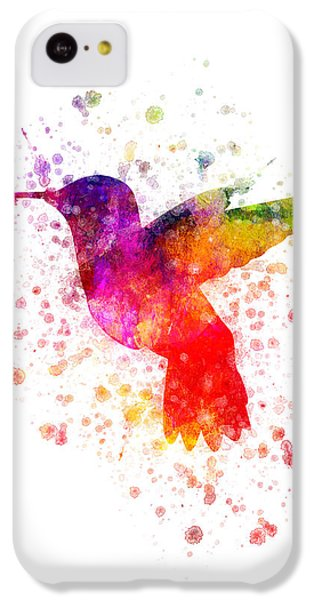 Hummingbird In Color IPhone 5c Case
